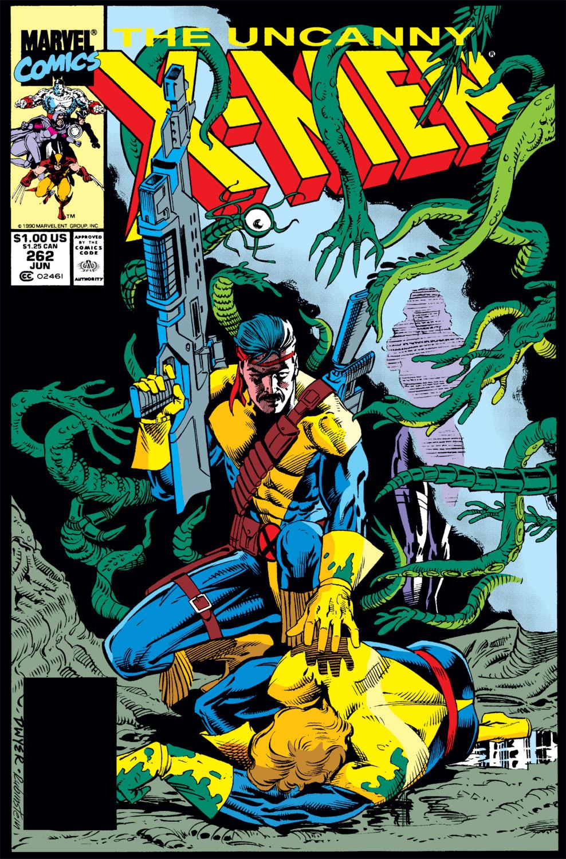 Uncanny X-Men (1963) #262