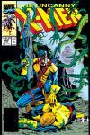 Uncanny X-Men (1963) #262 Cover