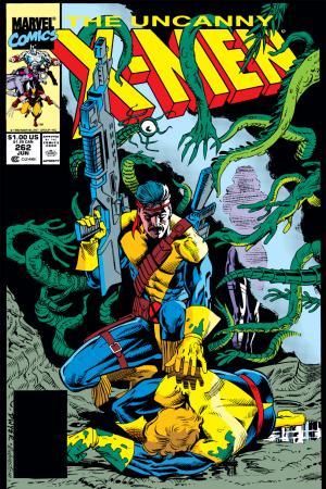 Uncanny X-Men #262