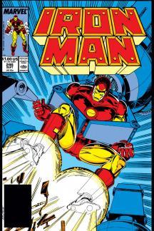 Iron Man #246