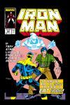 Iron Man (1968) #220 Cover