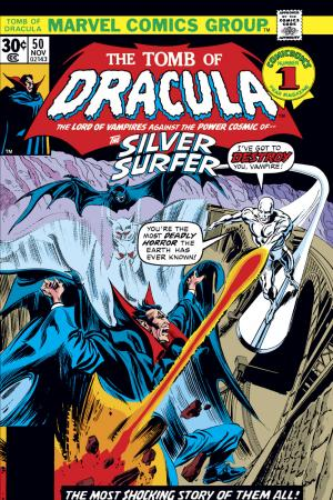Tomb of Dracula (1972) #50