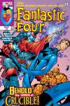 Fantastic Four (1997) #5 Cover