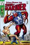 Sub-Mariner (1968) #12 Cover