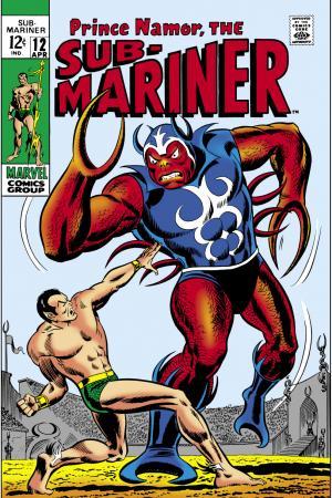Sub-Mariner #12