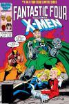 Fantastic Four vs. the X-Men (1987) #1 Cover