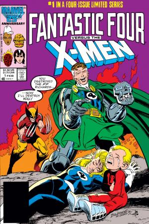 Fantastic Four Vs. X-Men #1