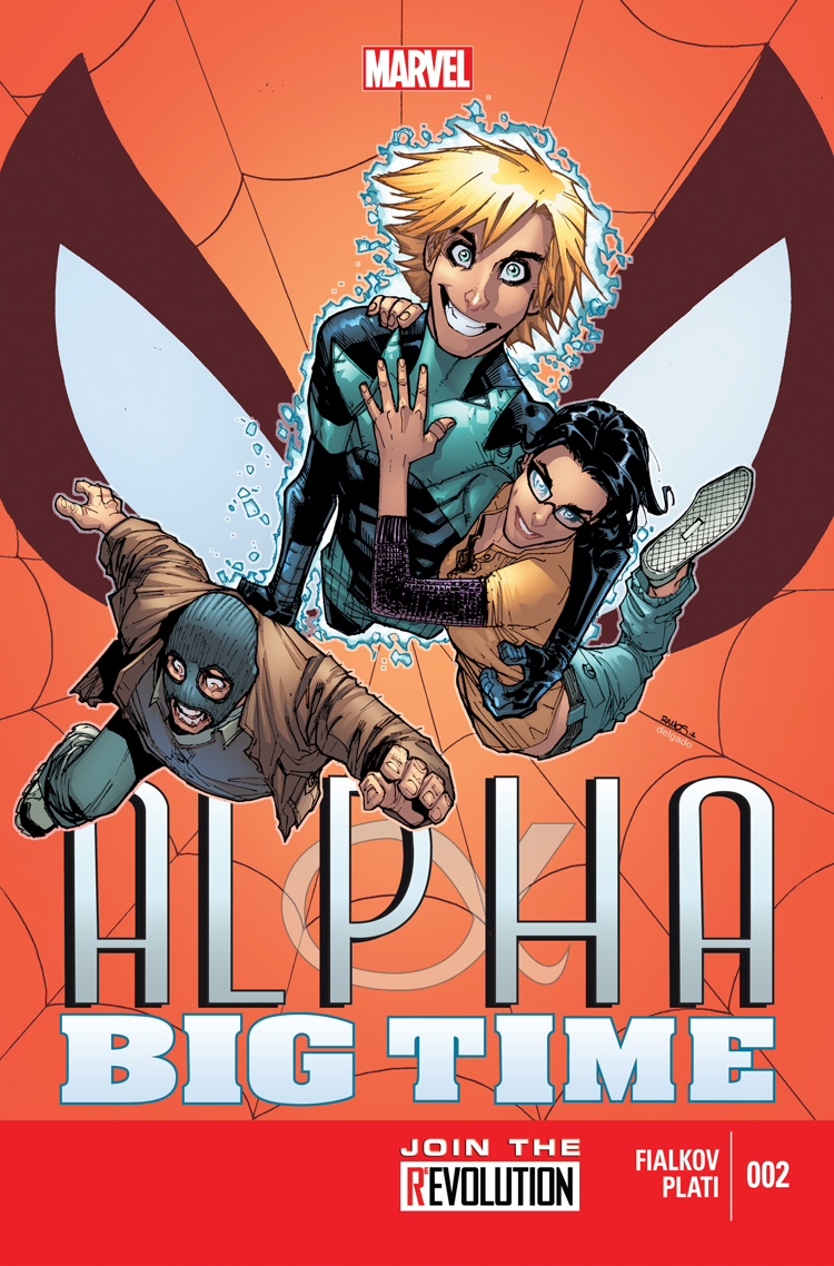 Alpha: Big Time (2013) #2