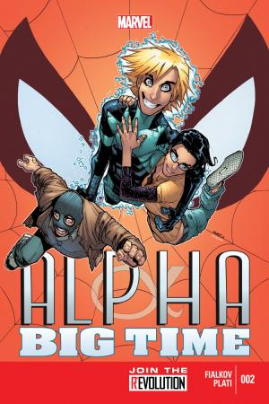 Alpha: Big Time #2