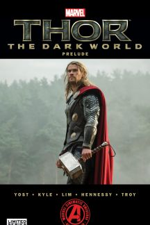 Marvel's Thor: The Dark World Prelude 2 #2