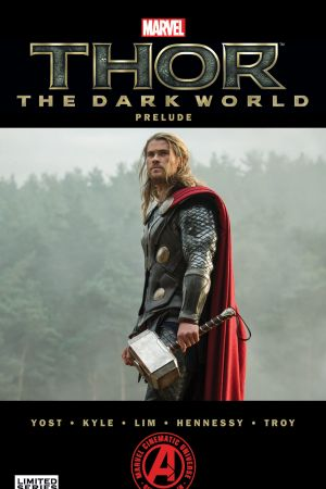 Marvel's Thor: The Dark World Prelude 2 (2012) #2
