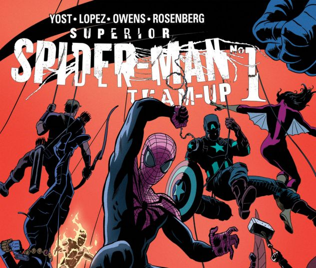 Superior Spider-Man Team-Up (2013) #1 Cover