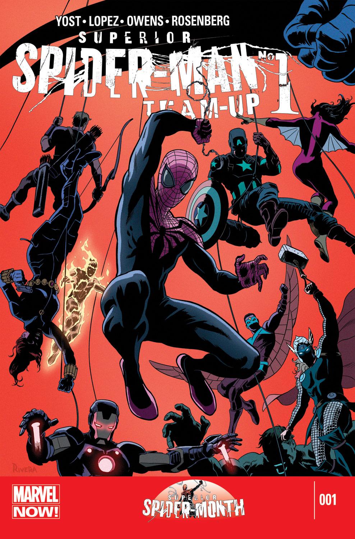 Superior Spider-Man Team-Up (2013) #1