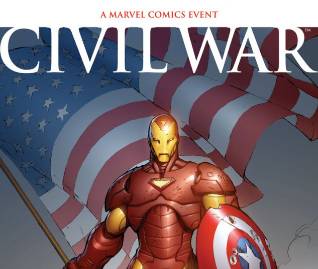 Civil War: Marvel Universe (2007) TPB