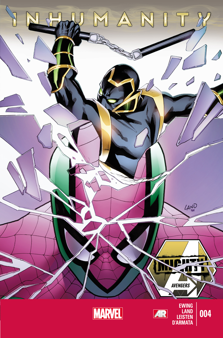Mighty Avengers (2013) #4