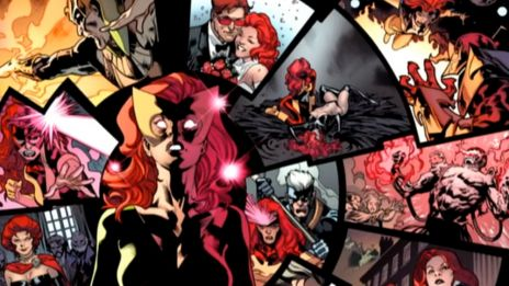 Marvel AR: Jean Grey Character Bio
