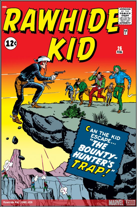 Rawhide Kid (1955) #26
