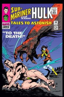 Tales to Astonish #80
