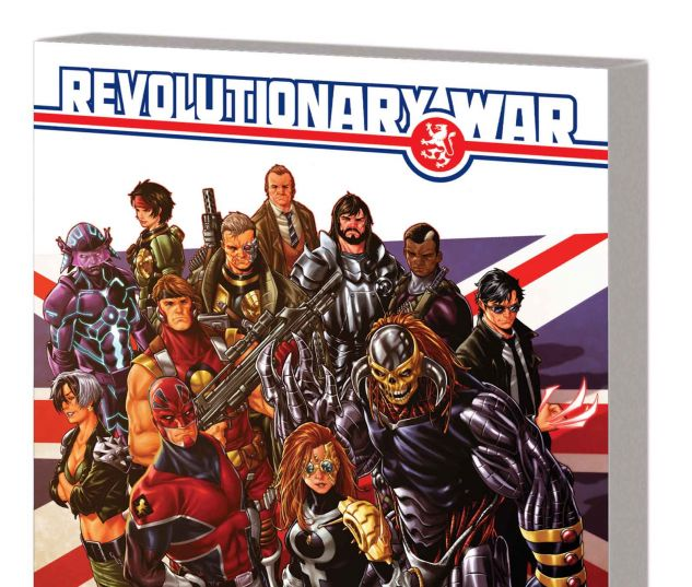 REVOLUTIONARY WAR TPB