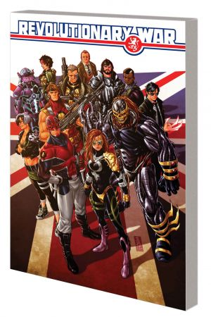 REVOLUTIONARY WAR TPB (Trade Paperback)