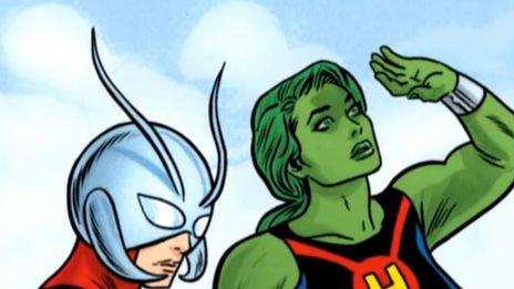Marvel AR: FF #3 Cover Recap