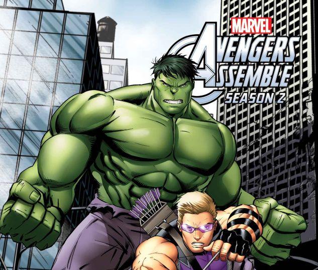Marvel Universe Avengers Assemble Season Two (2014) #5