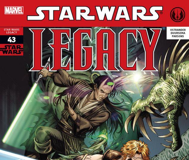 Star Wars: Legacy (2006) #43