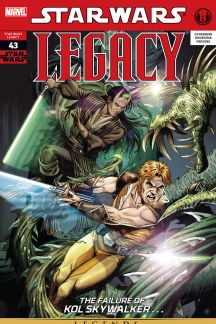 Star Wars: Legacy #43
