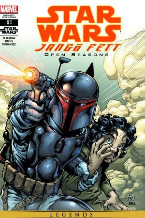Star Wars: Jango Fett - Open Seasons (2002) #1