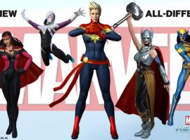 All-New, All-Different Marvel Heroes 2015