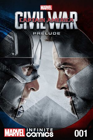 Marvel's Captain America: Civil War Prelude #1
