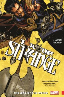 Doctor Strange Vol. 1: The Way of the Weird (Trade Paperback)