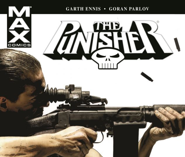 Punisher MAX 55-60