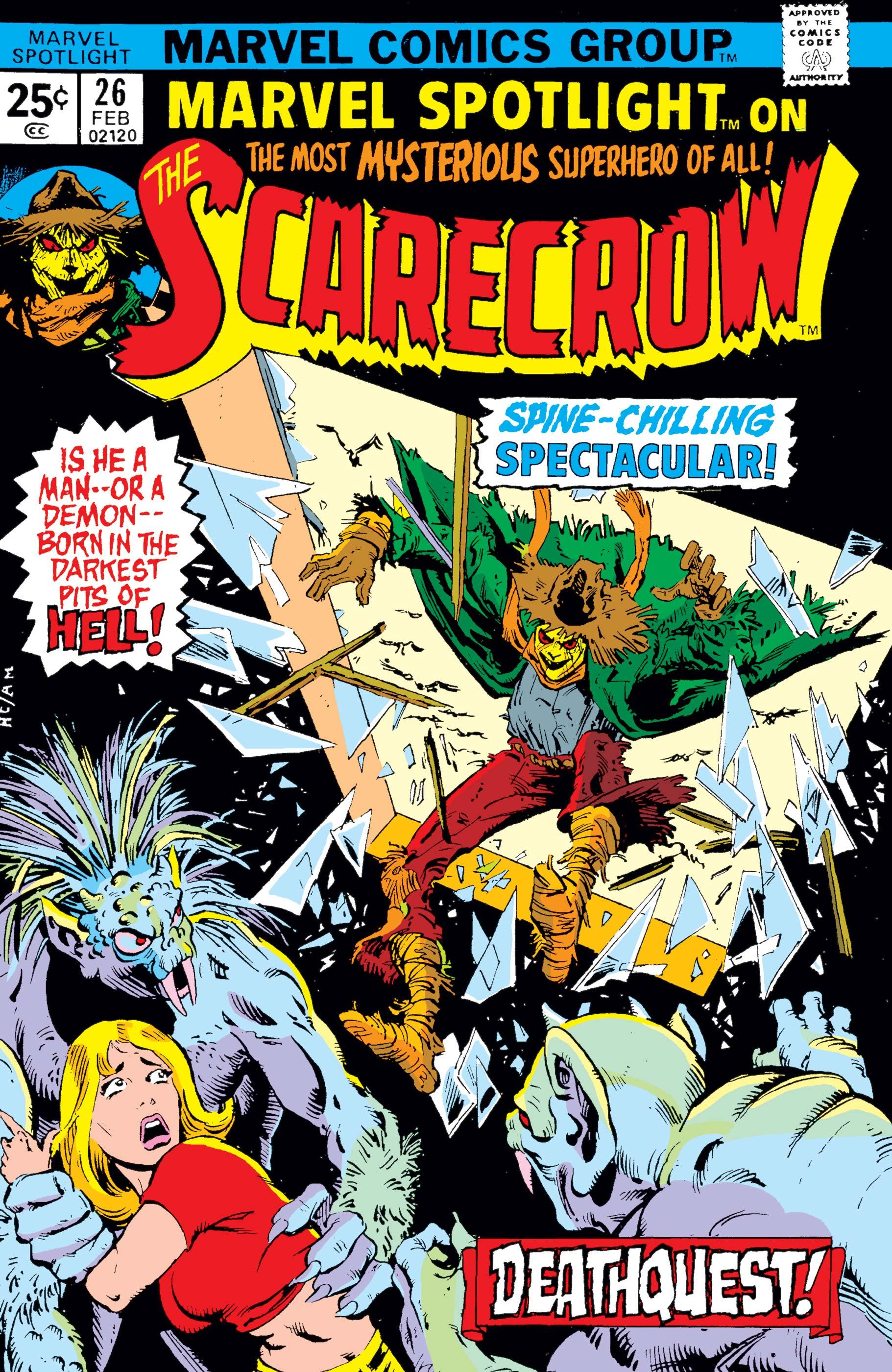 Marvel Spotlight (1971) #26