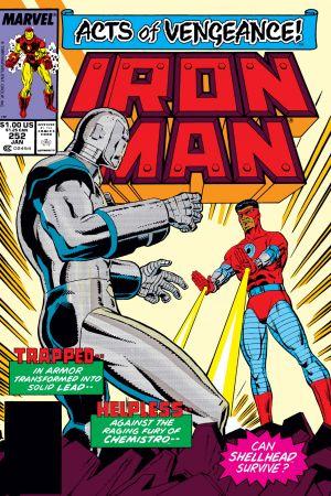 Iron Man #252