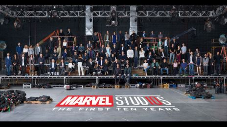 Marvel 10 Year Announce – Class Photo