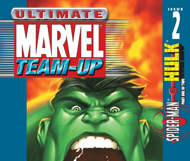 Ultimate Marvel Team-Up (2001) #2