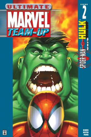 Ultimate Marvel Team-Up (2001) #2