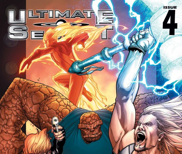 Ultimate Secret (2005) #4