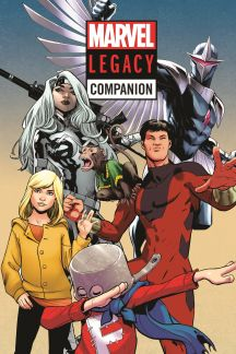 Marvel Legacy Companion (Trade Paperback)