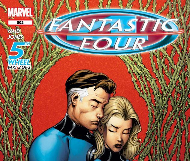 Fantastic Four (1998) #502
