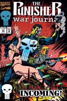 Punisher War Journal #53