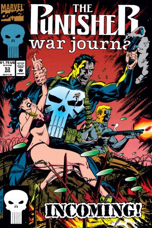 Punisher War Journal (1988) #53