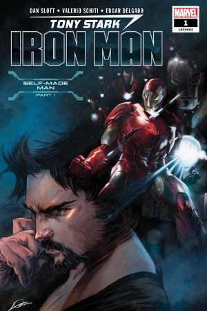 Tony Stark: Iron Man (2018) #1