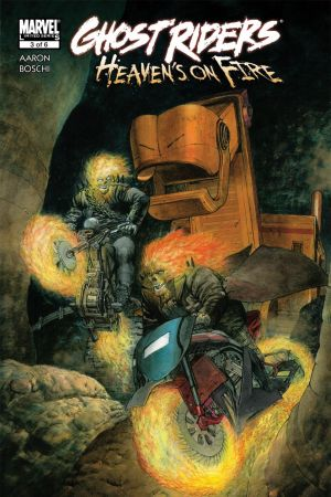Ghost Riders: Heaven's on Fire (2009) #3