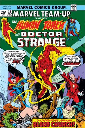Marvel Team-Up (1972) #35