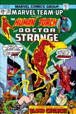 Marvel Team-Up (1972) #35 cover