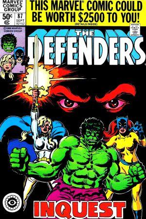 Defenders #87