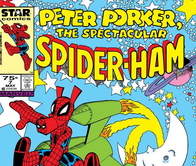 Peter Porker, the Spectacular Spider-Ham #7