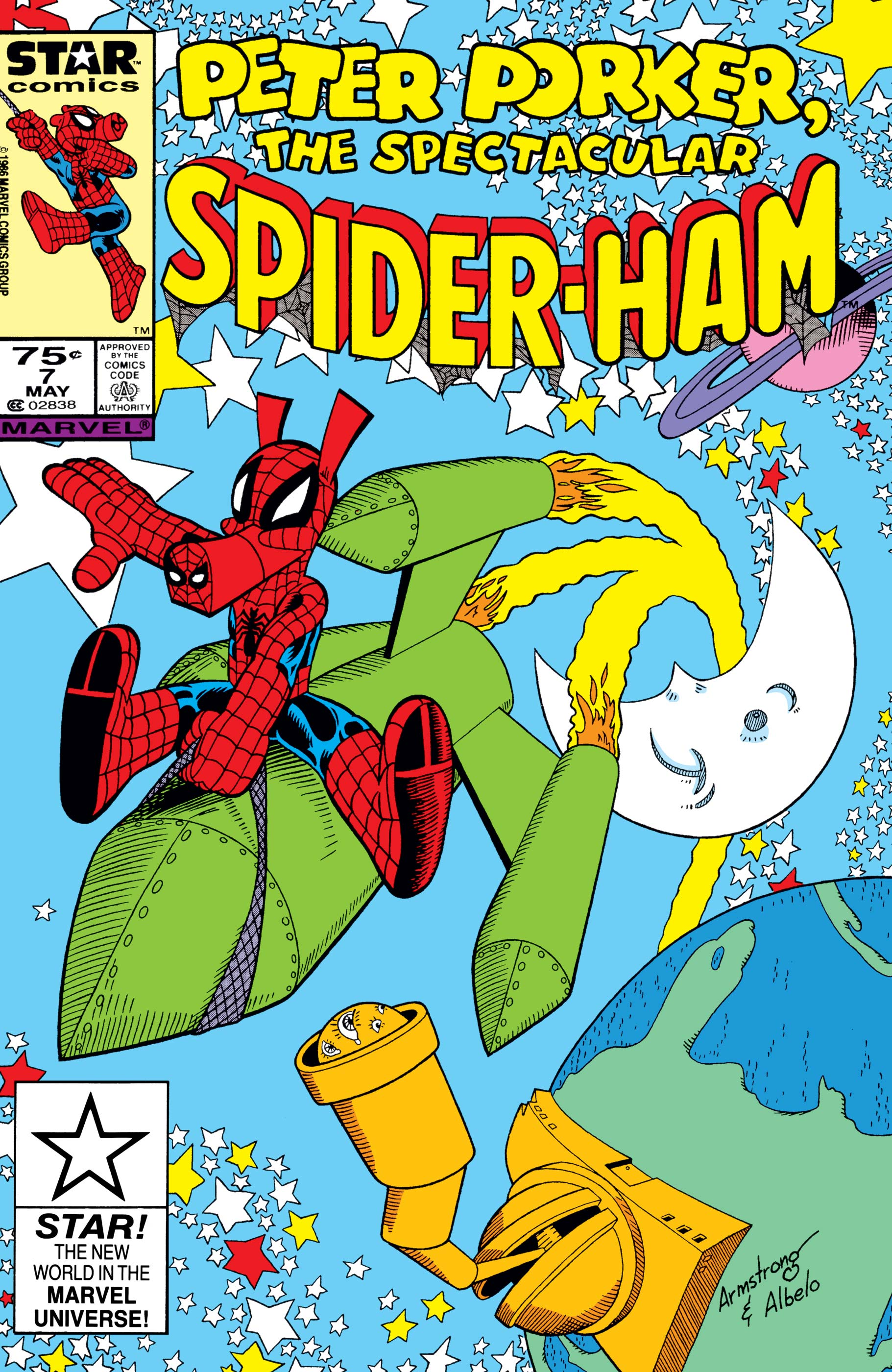 Peter Porker, the Spectacular Spider-Ham (1985) #7